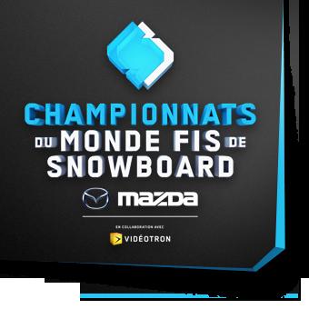 Championnats du monde de Snowboard